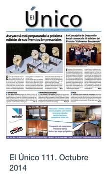 El Único. Octubre 2014