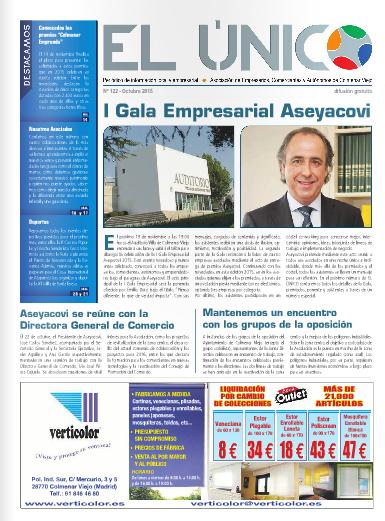 El Único. Octubre 2015