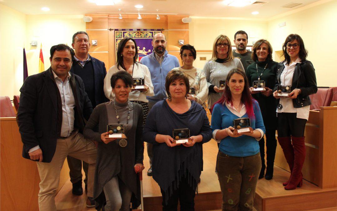 Descubrimos a los ganadores del XXIII Concurso de Escaparates Navideños de Colmenar Viejo