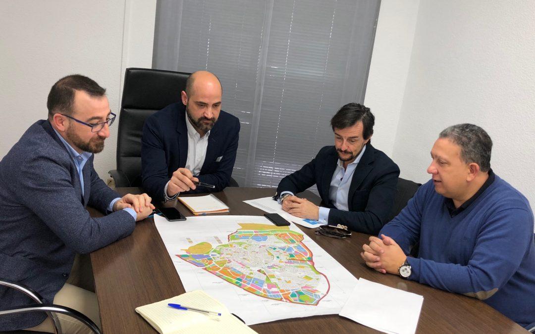 ASEYACOVI apoya la iniciativa de Alcaldía de revisar el PGOU a fin de dotar a Colmenar Viejo de un nueva zona comercial e industrial