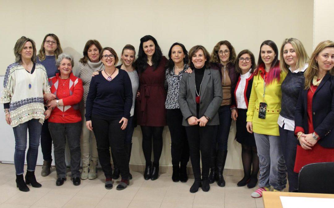Mónica Blasco fue la anfitriona del 57º Encuentro de Empresarias