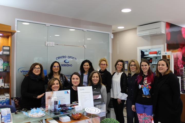 El 56º Encuentro de Empresarias se celebró en el Centro Óptico Serrano