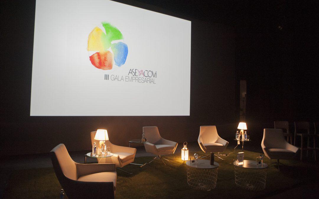 Descubre todas las sorpresas de la IV Gala Empresarial Aseyacovi