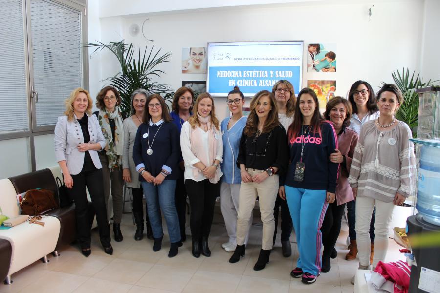 Clínica Alsana acogió el 59º Encuentro de Empresarias sobre medicina estética