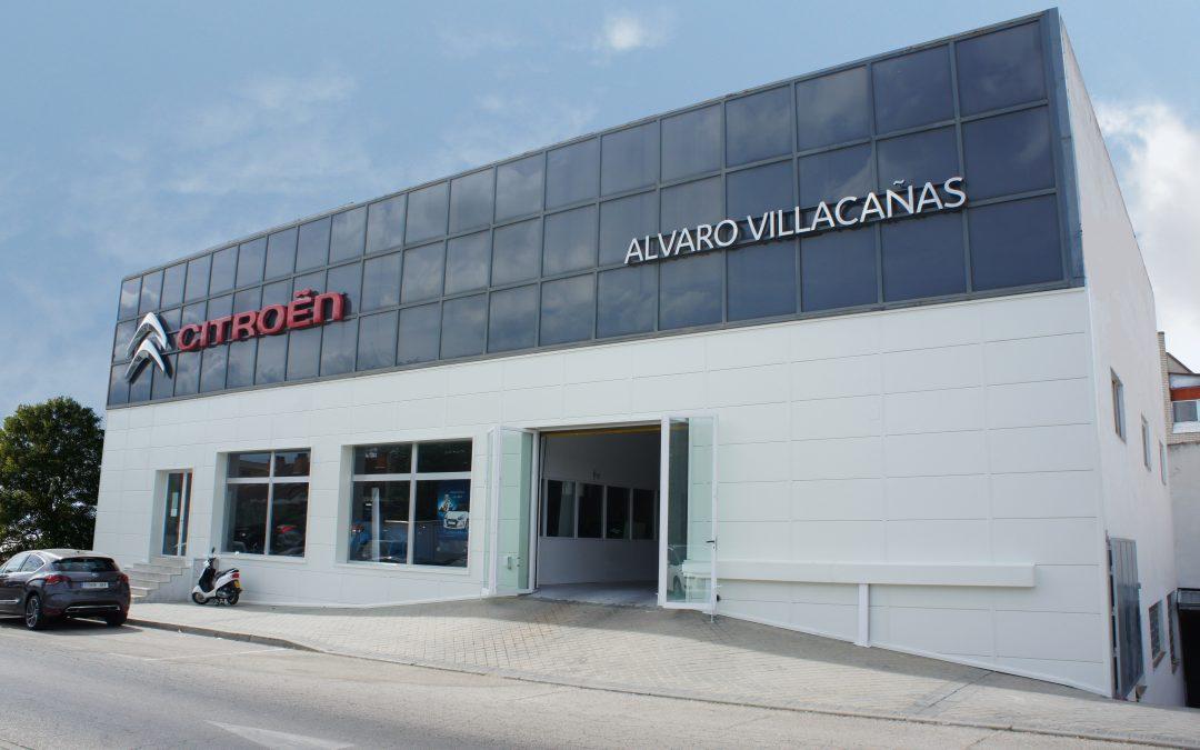 Compra tu vehículo vía renting en Citröen Alvaro Villacañas