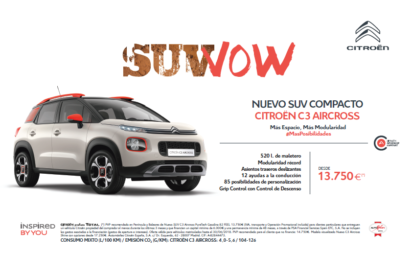 Súmate a la Conforterapia de Citroën