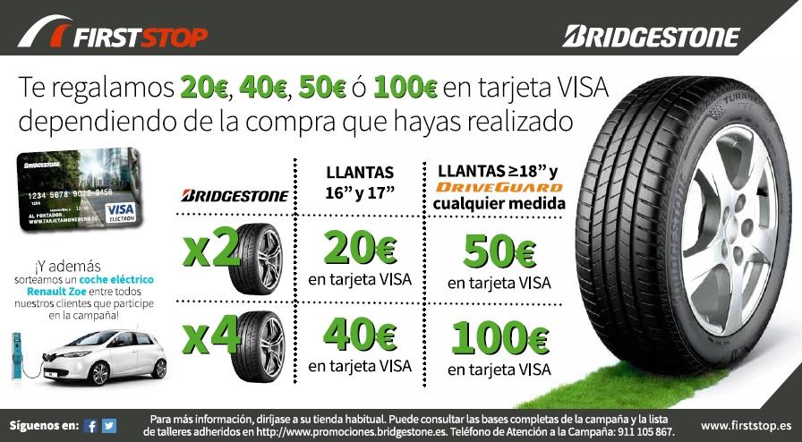 Oferta en neumáticos