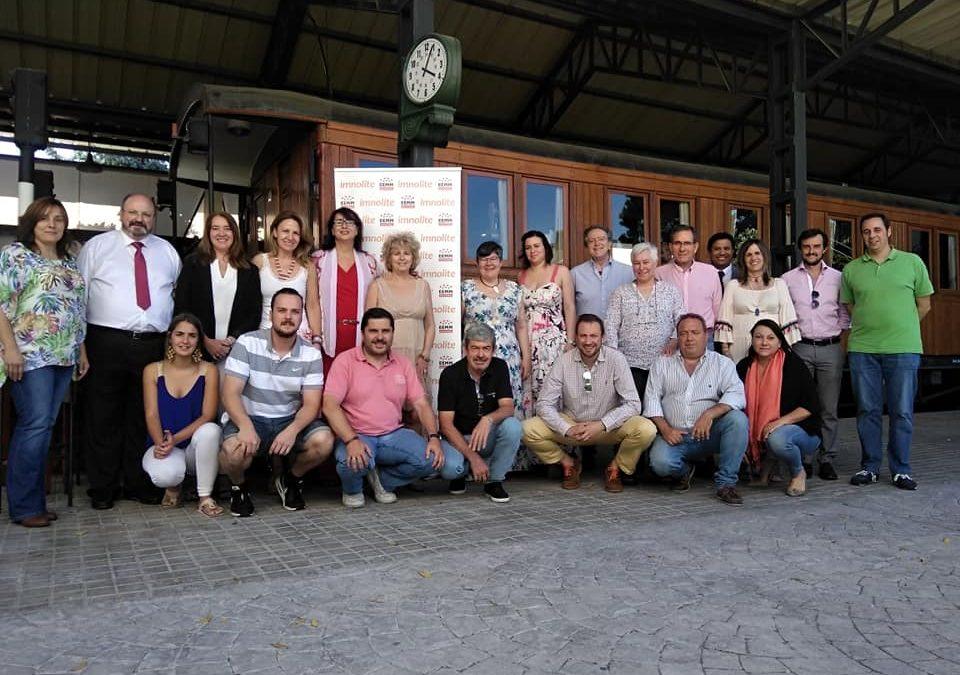 XIX Reunión de La Agrupación Espacio Empresarial Municipios Madrid