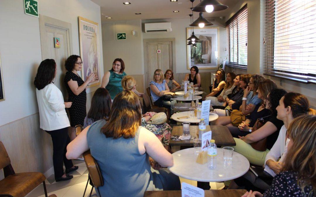 61º Encuentro de Empresarias: Rodilla, comida saludable hecha a diario