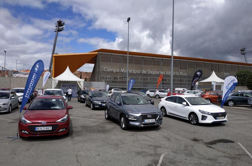 Éxito de la XI Feria del Motor de Colmenar Viejo