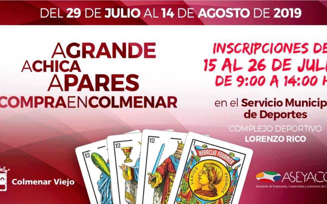 """El XXX Campeonato de Mus """"Virgen de los Remedios"""" abre el plazo de inscripción"""