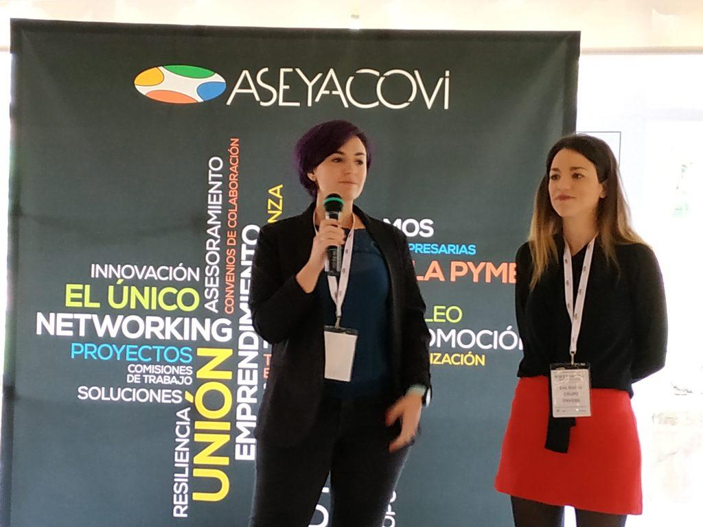 II Networking Aseyacovi octubre 2019