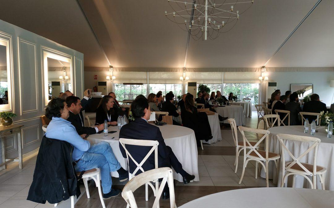 El II Networking Aseyacovi reunió a 50 empresas