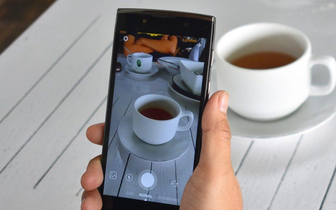 Curso de fotografía con móvil para vender en tu comercio