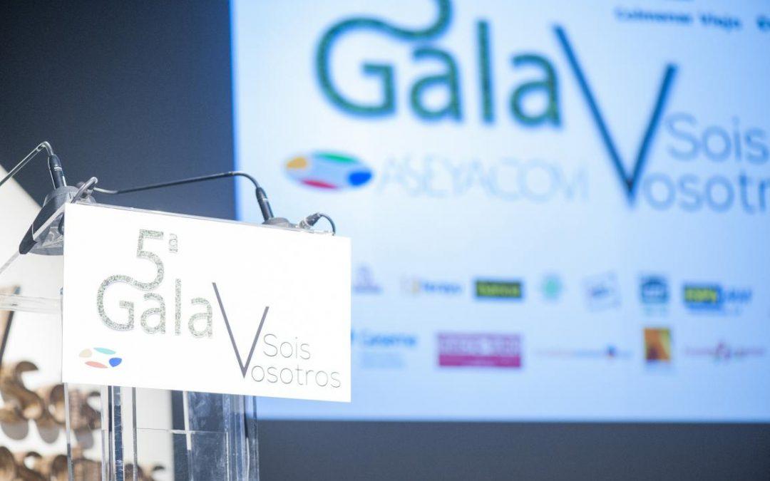 Galería de fotos de la V Gala Aseyacovi