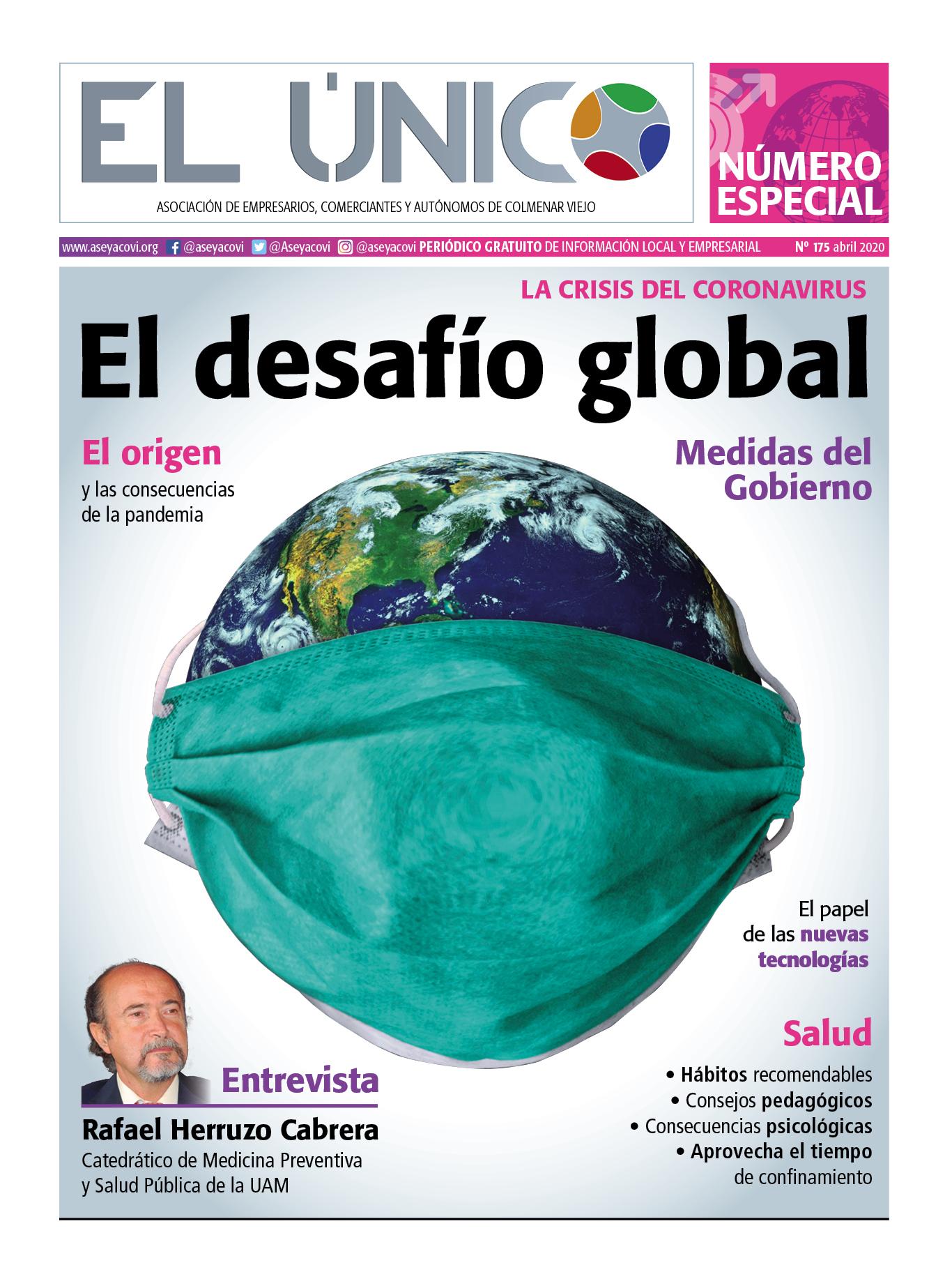 El Único. Abril 2017