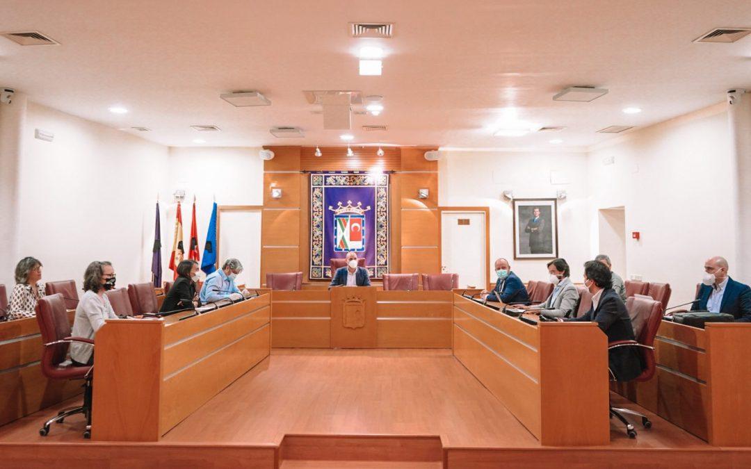 Aseyacovi presenta su proyecto de reactivación y dinamización de Colmenar Viejo