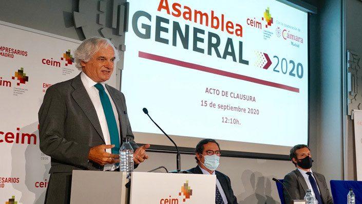 CEIM solicita medidas urgentes para la viabilidad de empresas y empleo