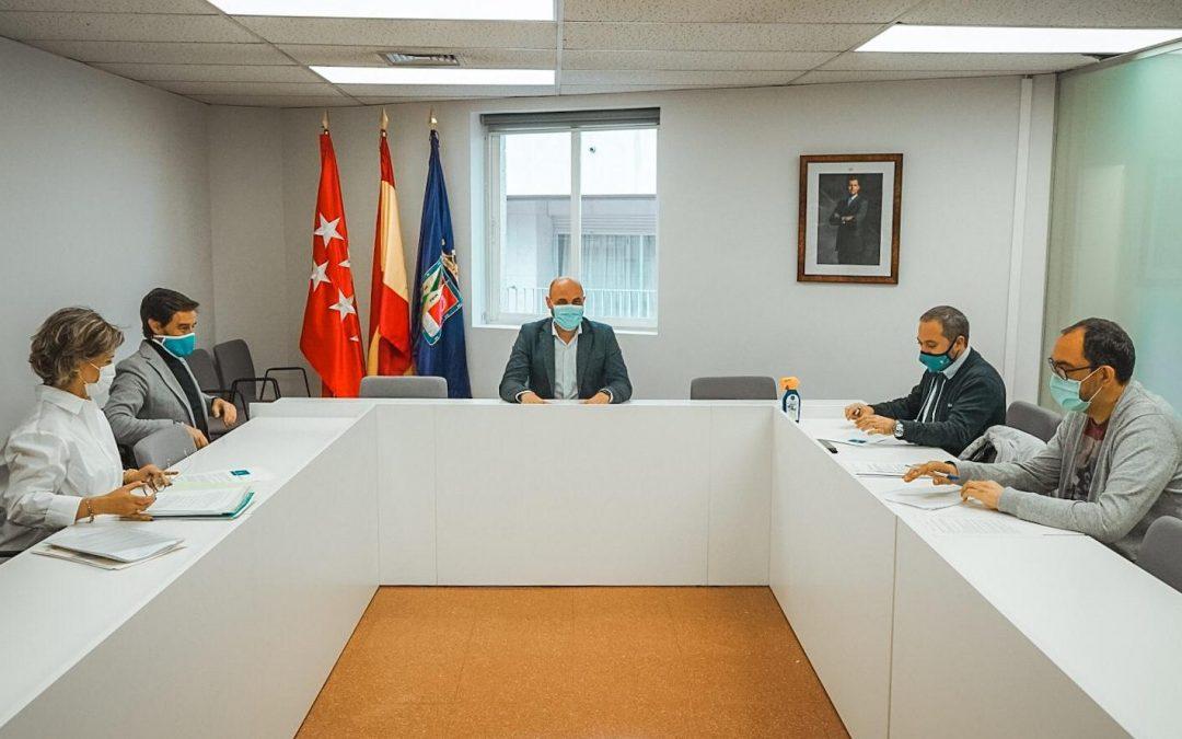 El ayuntamiento y Aseyacovi trabajan juntos en los planes de ayudas y campañas de promoción comercial para 2021
