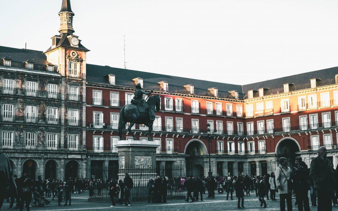 Nuevas restricciones de movilidad en Madrid