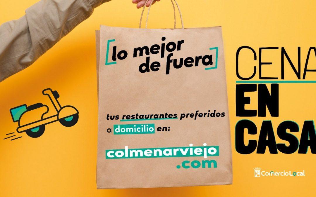 Campaña de apoyo a la hostelería de Colmenar Viejo