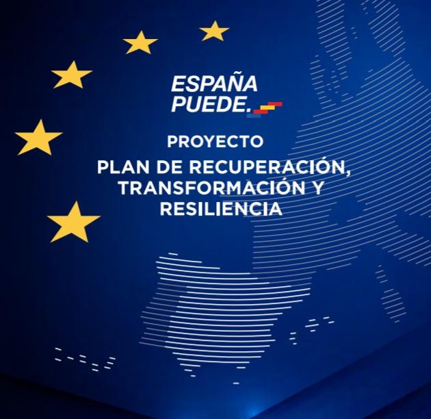 Plan de Recuperación, Transformación y Resiliencia, España Puede