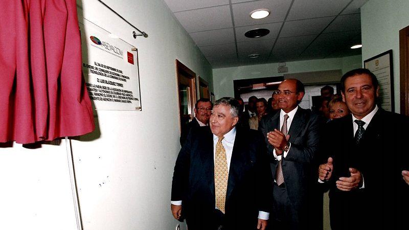 Inauguración de la sede de Aseyacovi