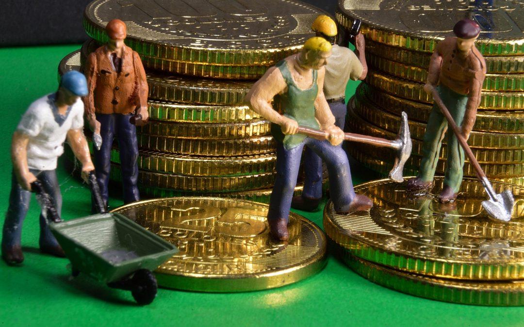 Llegan los primeros 9.000 millones de euros de los Fondos Europeos